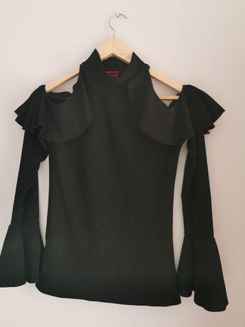 Koktajlowa bluzka Tiffi
