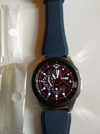 Samsung Galaxy Watch 46mm gwarancja Smartwatch Zegarek Jak Nowy