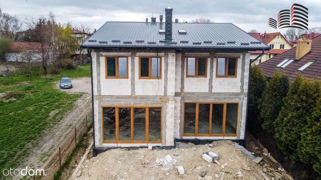 Energooszczędny dom w zabudowie bliźniaczej