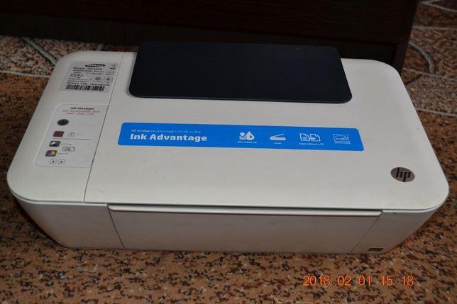МФП HP Deskjet Ink Advantage 1515 All-in-One