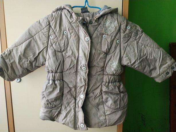 Куртка та штанці для дівчинки до 1.5 року
