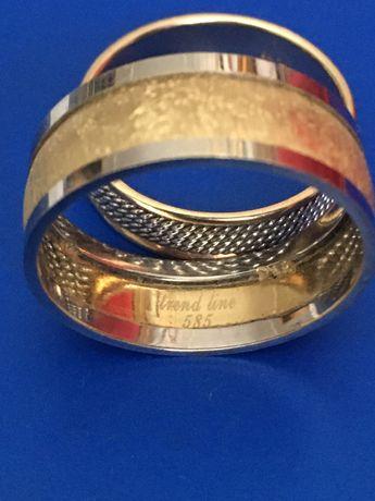 Кольца обручальные золото европа супер