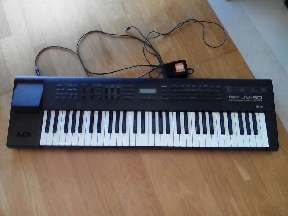 Sintetizador / teclado roland jv50
