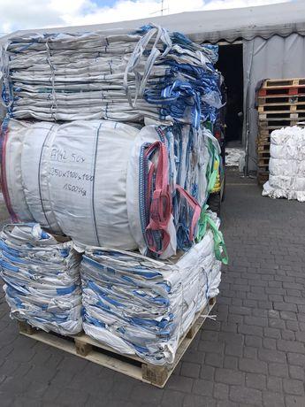Worki Big Bag Bagi 83/103/200 BIGBAG na Pellet Granulat Trociny itp