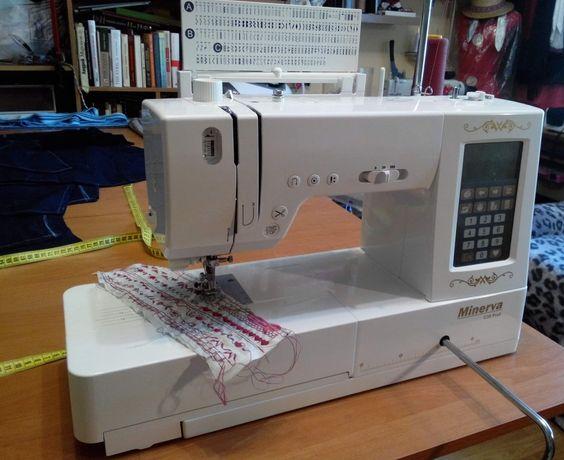 Швейная машина Minerva C30 Pro