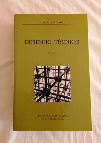 Desenho Técnico 14 edição Luís Veiga da cunha