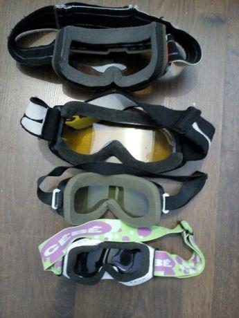 Продам лыжные очки