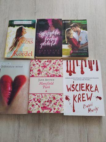 Książki, 6 książek