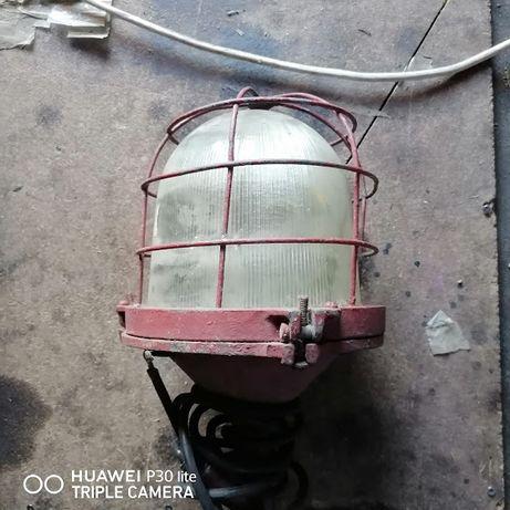 lampa industrialna ,loft orginalna