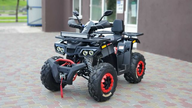 Квадроцикл Comman Scorpion 200, ATV200