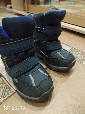 Термо ботинки, зимние ботинки, обувь для мальчика, том м