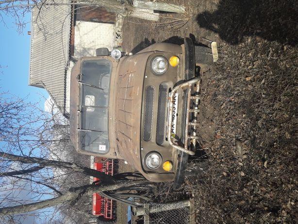 Продам УАЗ 469. Мотор после капитального ремонта.