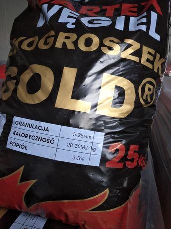 Ekogroszek GOLD 28-30 Mj Polski Węgiel