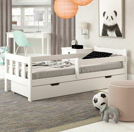Детская кроватка Малыш деревянная кровать дитяче ліжко из масссива