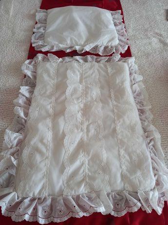 roupa de baptizado carrinho de bebé