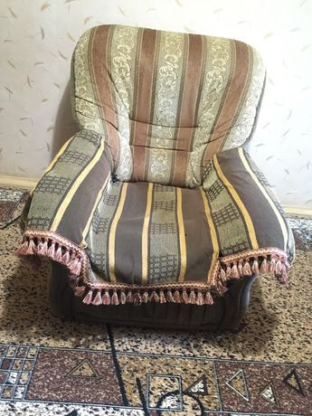 Кресло мягкое,удобное. Срочно!!!
