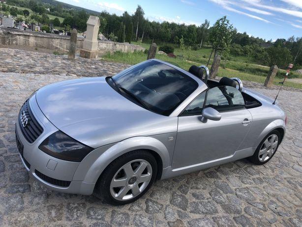 Audi TT 1.8t 225km quattro