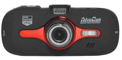 Видеорегистратор AdvoCam-FD8 Profi-GPS RED