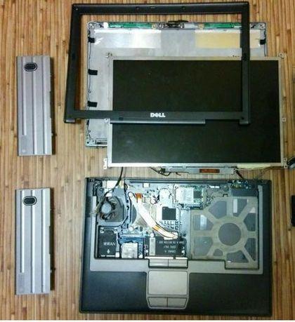 Запчасти к ноутбуку Dell Latitude D600, D610, D620, C600 док PR01x