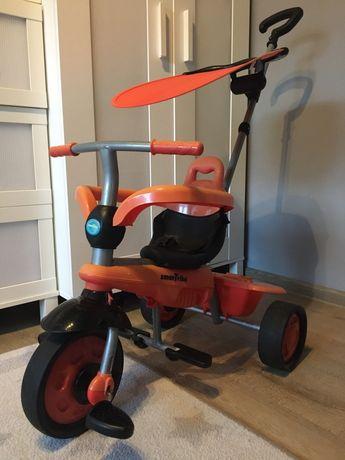 Rowerek trójkołowy smarTrike 4 w 1 Breeze rower dziecięcy trzykołowy