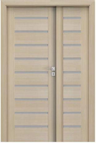 Drzwi wewnętrzne dwuskrzydłowe PROMOCJA MIESIĄCA - 100 ZŁ