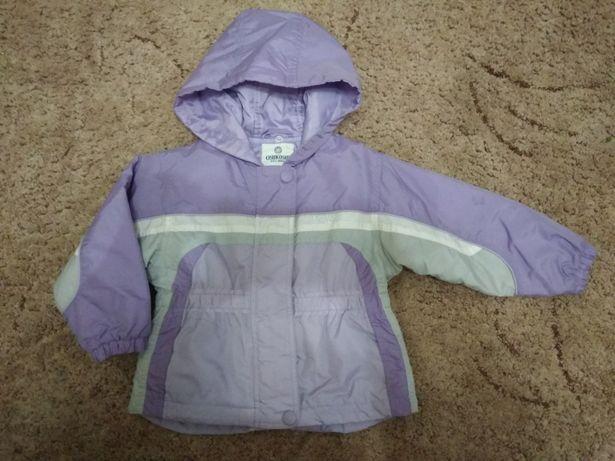 Куртка ОшКош для девочки на 3 года.