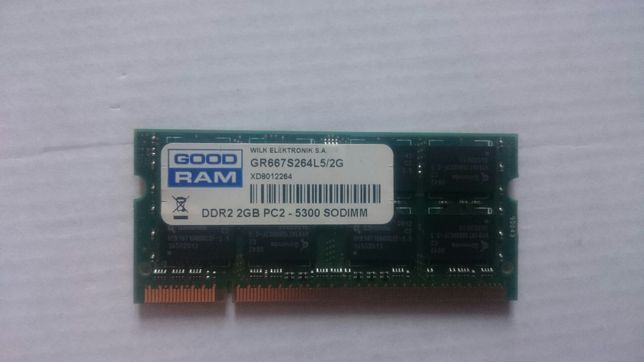 Pamirc ram Good ram 2 gb