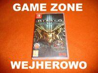 Diablo 3 Eternal Collection PL Nintendo SWITCH + Lite = Wejherowo