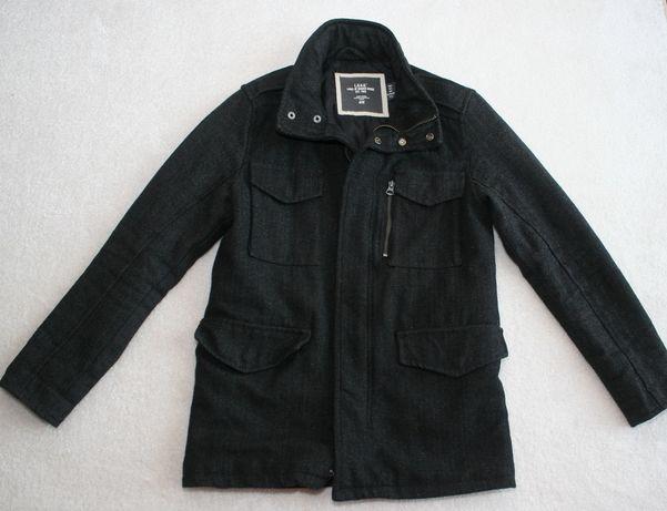 H&M płaszcz kurtka męska s okazja bdb stan
