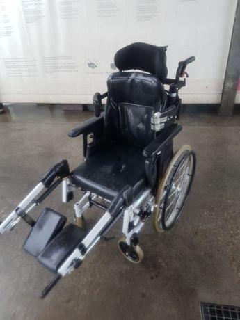 Wózek inwalidzki PROREHA