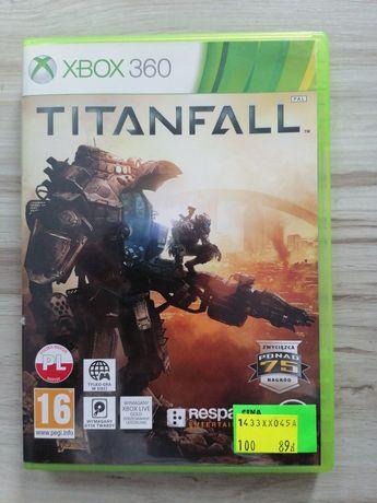 Titan Fall pl xbox 360 stan idealny