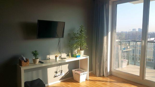 Mieszkanie 46m2 z miejscem postojowym na Gocławiu