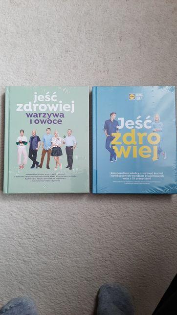 Książki Lidl komplet