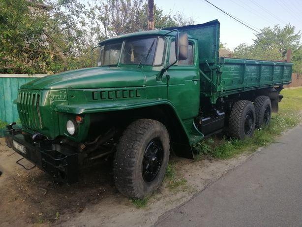 Урал самосвал 375