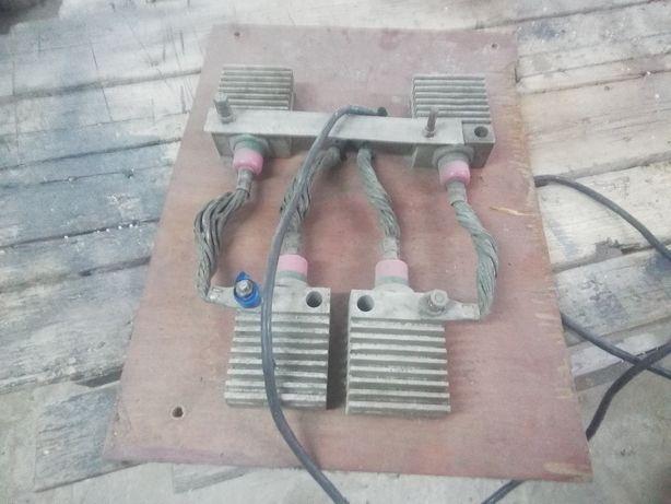 Сварка постоянного и переменного тока