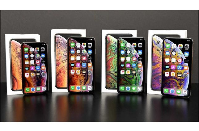 NEW iPhone XS 64 256 Gb • Gold Space Gray Silver • Львів -19% • Айфон