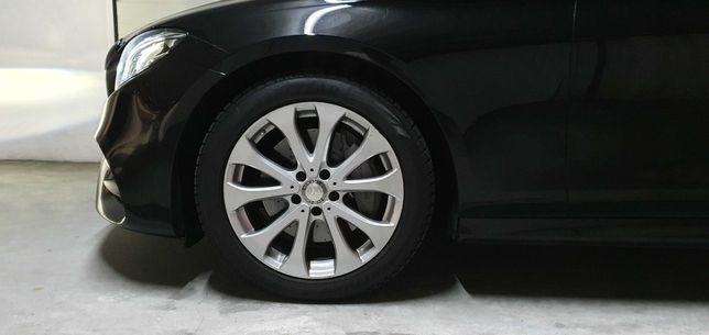Jantes 18 originais mercedes c pneus