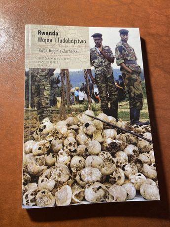 Jacek Regina-Zacharski - Rwanda, wojna i ludobójstwo