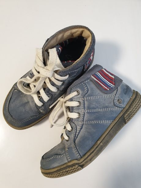 Демисезонние ботинки черевики