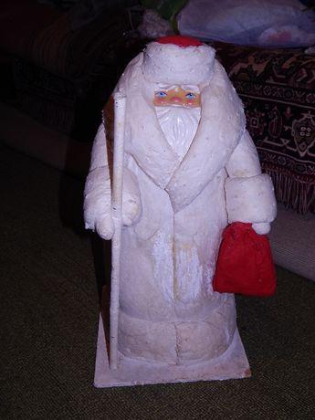 Дед Мороз, старинный, высота - 52 см из СССР