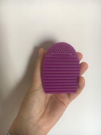 Limpador de pinceis de maquilhagem em silicone