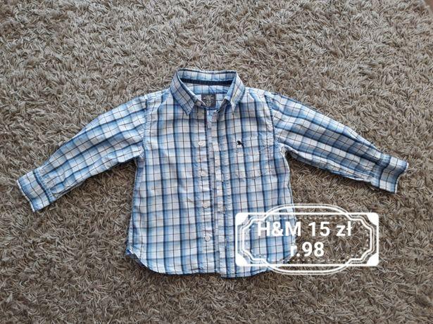 Koszula H&M rozmiar 98