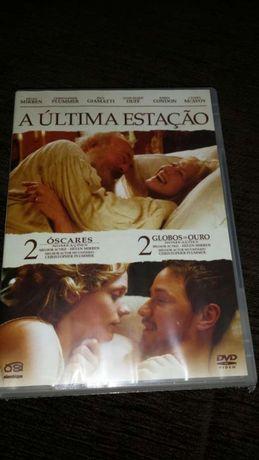 """DVD """"A Última Estação"""""""