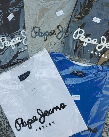 T-shirts pepe jeans