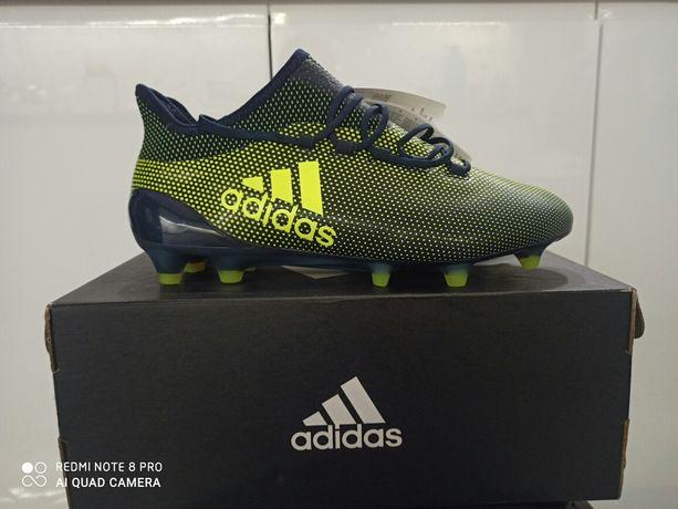 Nowe Lanki Adidas profesjonalne X 17.1 FG r. 41 1/3 (26 cm)