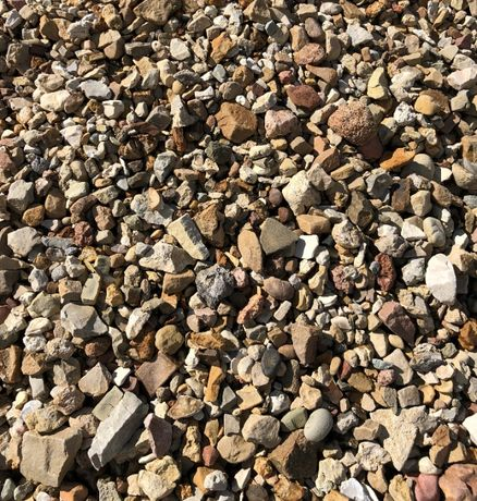 Kruszywa, kamień