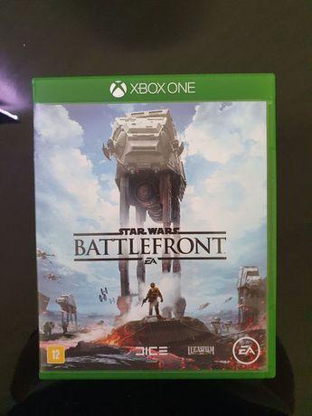 Jogos Xbox ONE - Star Wars battlefron - Grand Theft Auto V - fifa2018