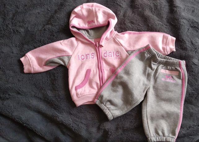 Dres niemowlęcy Lonsdale