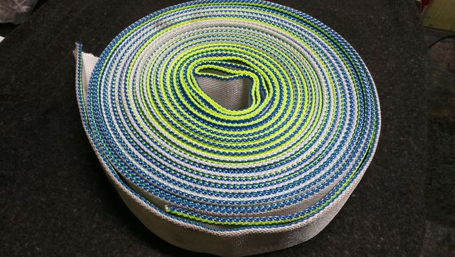 Węże strażackie, wąż 45mm 20m parciany gumowany produkcji włoskiej