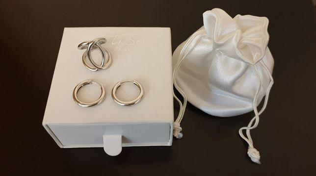 Серьги и кольцо Ti Sento